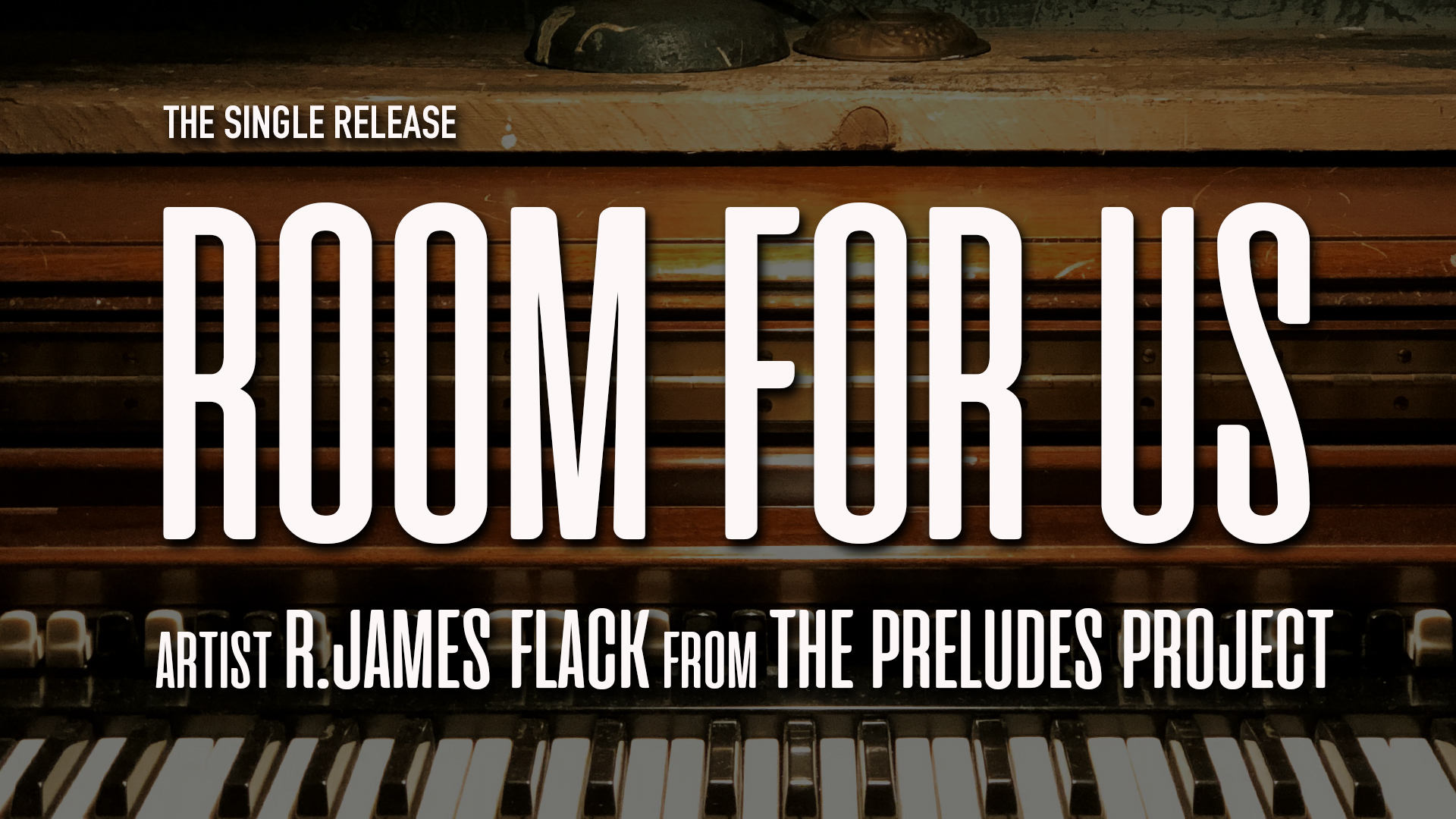 R. James Flack New Release