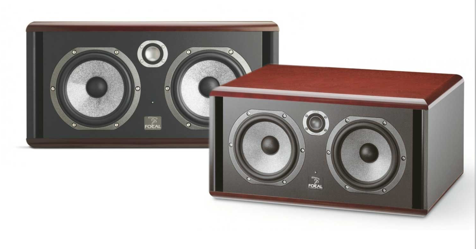 2 FOCAL TWIN6 BE MONITORS