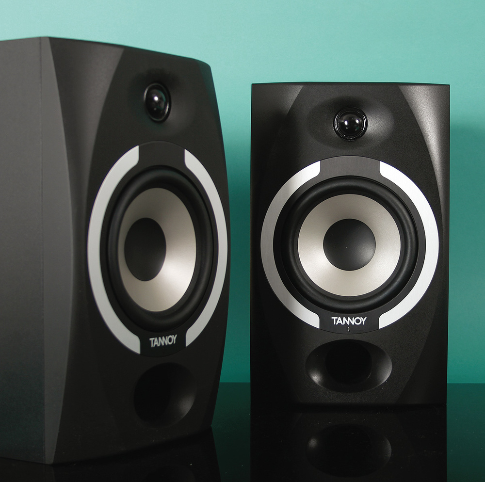 2 TANNOY REVEAL 601A