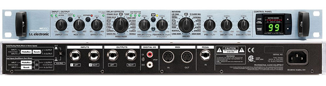 1 TC ELECTRONIC M350