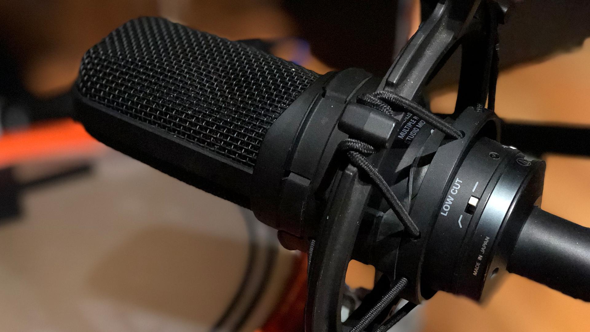 2 AUDIO-TECHNICA AT4050