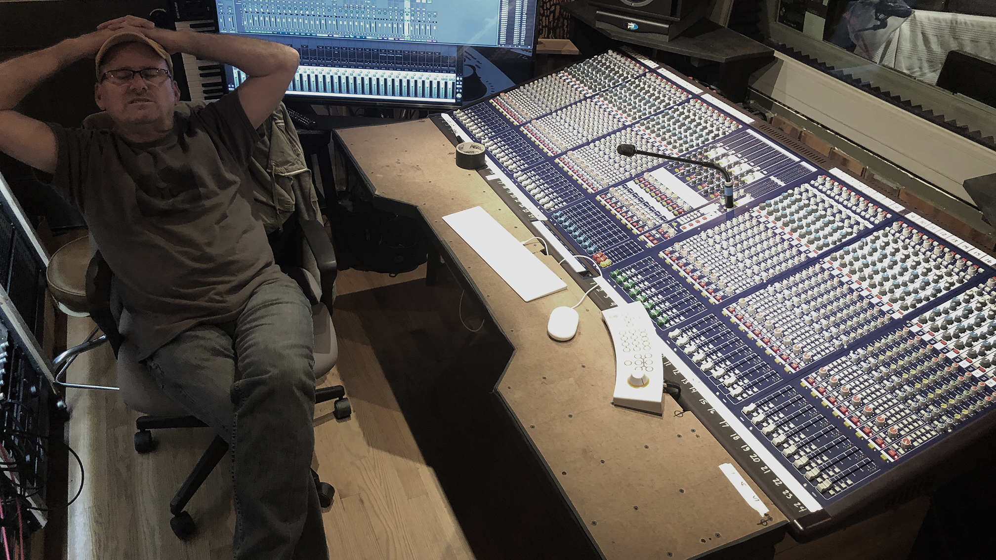 Broe and the Midas Console