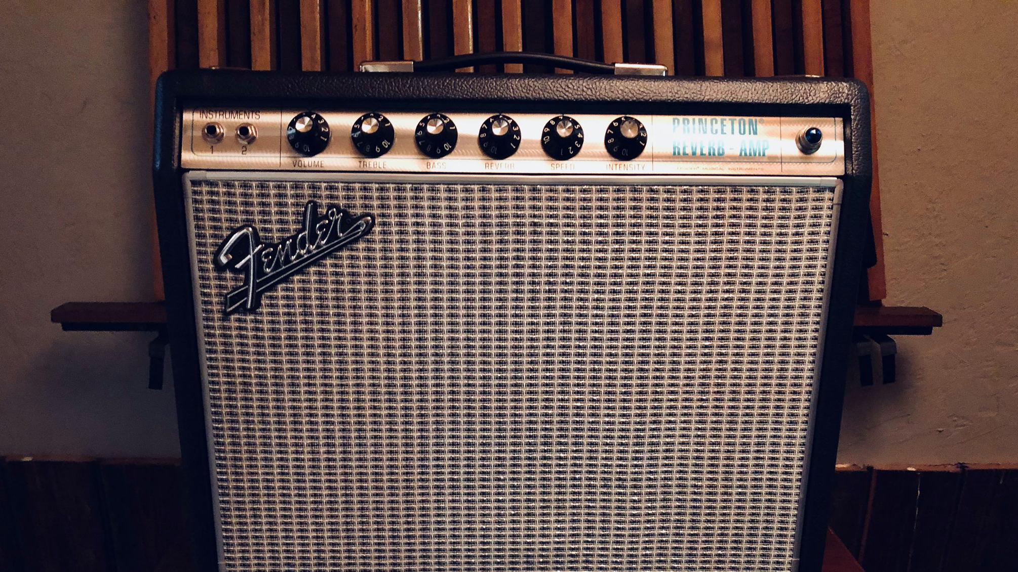 Fender Prinston Amp