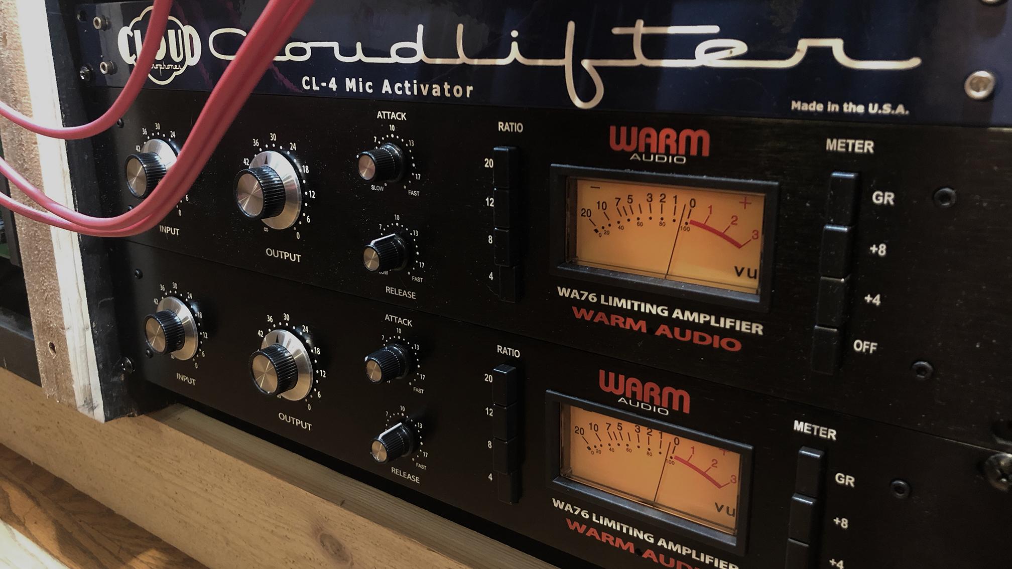 Warm Audio WA-76s
