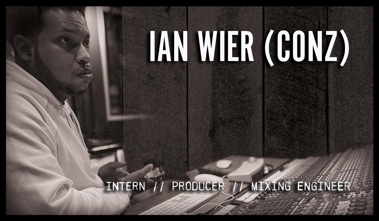 Ian Weir (Conz)