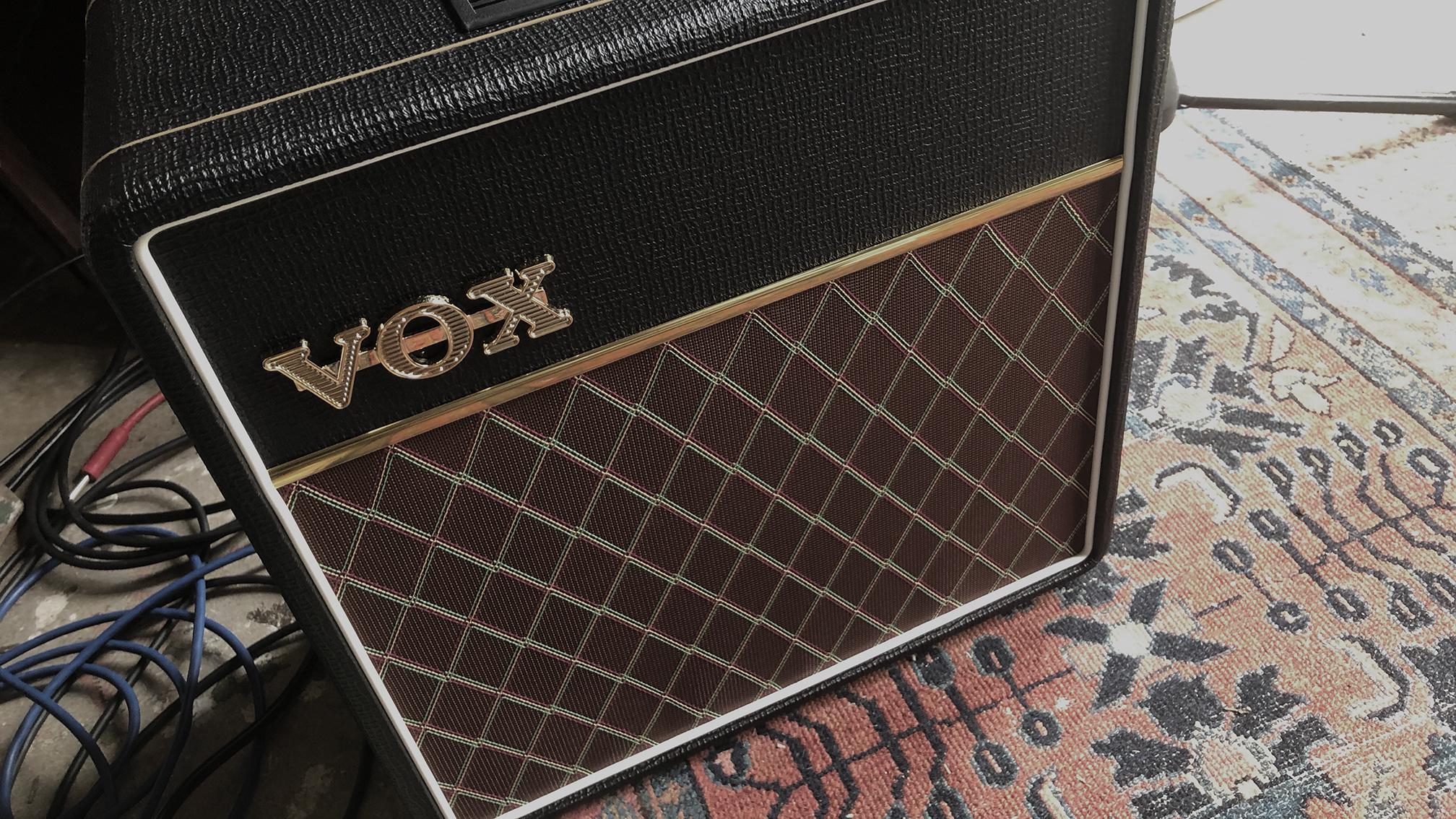 """Vox AC4 1x12"""" 4-watt Combo Amp"""