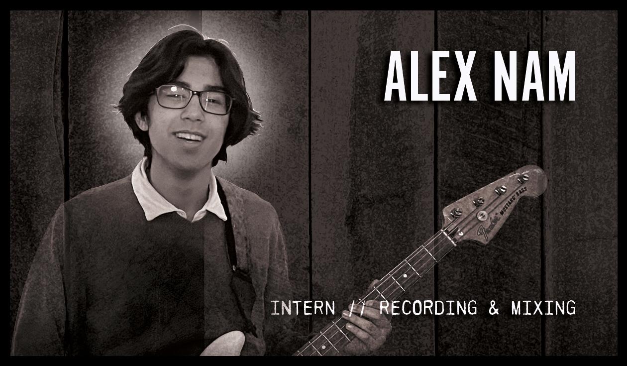 Alex Nam
