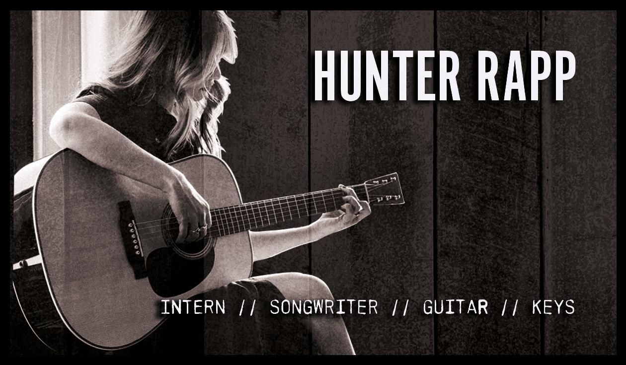 Hunter Rapp