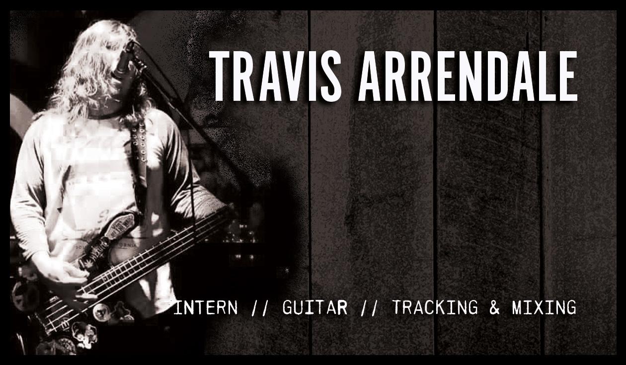 Travis Arrendale